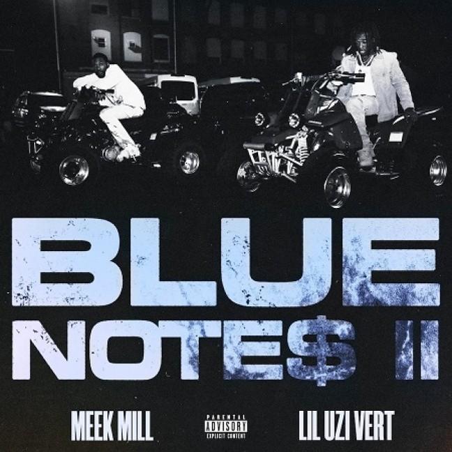 Meek Mill, Lil Uzi Vert - Blue Notes 2