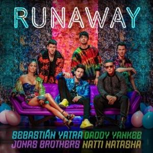 Sebastian Yatra, Daddy Yankee, Natti Natasha, Jonas Brothers - Runaway