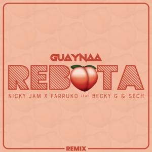 Guaynaa, Nicky Jam, Farruko, Becky G, Sech - Rebota (Rmx)