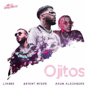Bryant Myers, Lyanno, Rauw Alejandro - Ojitos