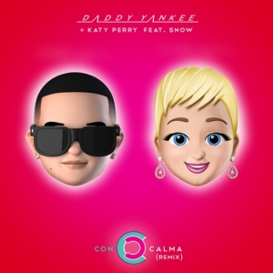 Daddy Yankee, Snow, Katy Perry - Con Calma (Rmx)