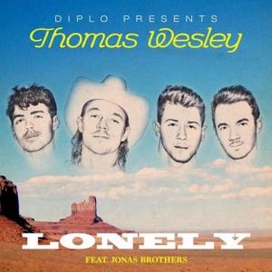 Thomas Wesley, Jonas Brothers  -  Lonely