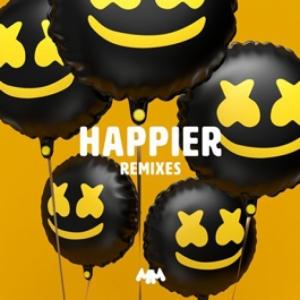 Marshmello, Bastille - Happier (Remixes)