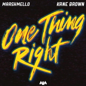 Marshmello, Kane Brown - One Thing Right