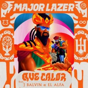 Major Lazer, J Balvin, El Alfa - Que Calor