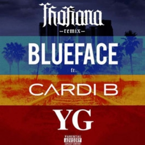 Blueface, Cardi B, YG - Thotiana (Rmx)