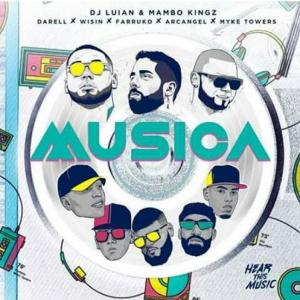 DJ Luian & Mambo Kingz - Musica