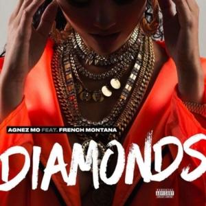 Agnez MO, French Montana - Diamonds