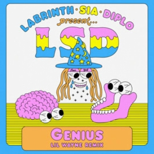 LSD, Lil Wayne - Genius (Rmx)
