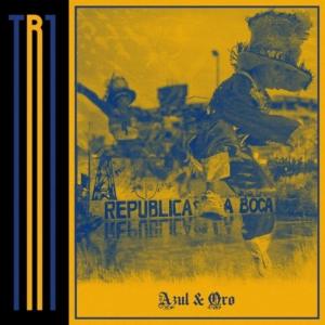 Trueno - Azul & Oro