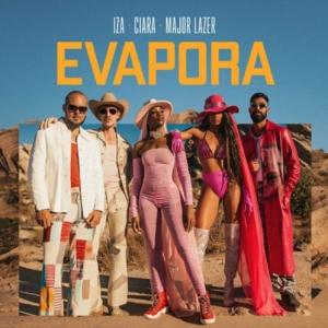 Major Lazer, Ciara, Iza - Evapora